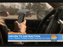 Video: Distractions Causing Teen Crashes, AAA Says