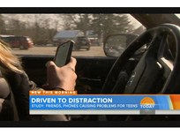 Video: Teen Crashes Largely Tied to Distractions, AAA Says