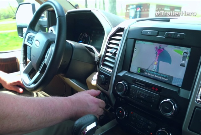 Ford Trailer Backup Assist >> Video Ford F 150 Adds Pro Trailer Backup Assist Top News