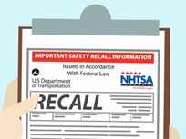 Faulty Air Bag Controls Spur New Series of Recalls