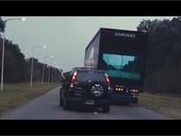 Video: Video Tech Improves Visibility Around Trucks