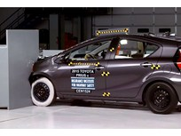 Video: Toyota Prius C Named Top Safety Pick