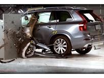 Video: Volvo XC90 Aces Crash Tests