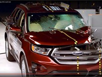 Video: Ford Edge Named Top Safety Pick