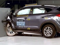 Hyundai Sonata, Tucson Draw Top Safety Scores