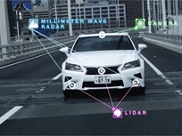 Video: Toyota Eyes 2020 for Self-Driving Car