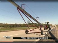 Video Tip: Sharing the Road With Farm Equipment