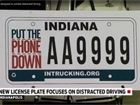 Video: Ind. Takes Safe Driving Message to the Streets