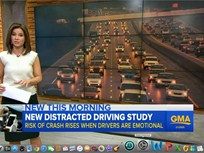 Video: Emotional Drivers Much More Likely to Crash