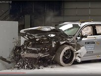 Video: Audi Q7 Excels in Crash Tests