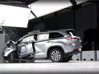 Video: Toyota Highlander Captures Top Safety Award