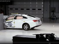 Video: Chevrolet Malibu Captures Top IIHS Award