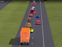 Video Safety Tip: Understanding the Zipper Merge
