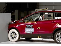 Video: Ford Escape Improves Crashworthiness
