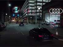 Video: Audi Launching Connected-Vehicle Tech