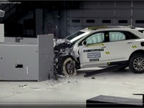 Video: Cadillac XT5 Captures Leading Safety Award