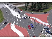 Safety Tip: Diverging Diamond Interchanges