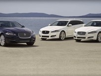 Jaguar XF Sedans Recalled for Fire Risk