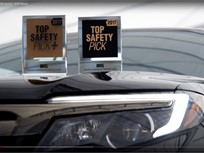 Video: 38 Vehicle Models Draw Top IIHS Rating