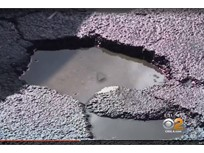 Safety Tip: Averting Pothole Damage
