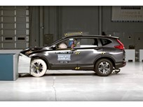 Honda CR-V Earns Top Safety Honor