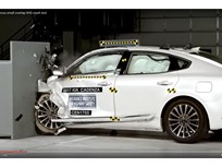 Kia Cadenza Earns Top Safety Award