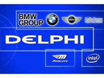 Delphi Joins BMW Self-Driving Vehicle Project
