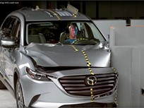 Mazda CX-9 Named Top Safety Pick+ Winner