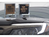 Three Sedans Earn IIHS Top Safety Pick+