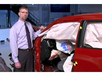 Four Small Pickups Ace IIHS Crash Tests