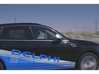 Delphi Teams With BlackBerry on Autonomous Driving