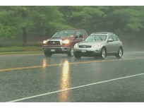 Safety Tip: Driving in Rain or Fog