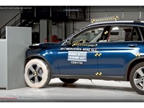 Mercedes-Benz GLC Earns Top Safety Pick+