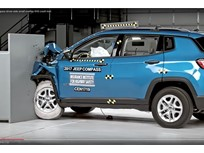 Jeep Compass Named IIHS Top Safety Pick