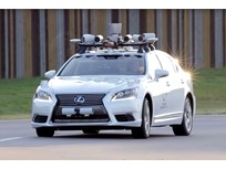 Toyota Partners With Autonomous Car Testing Facility