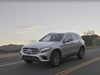Mercedes-Benz GLC-Class SUVs Recalled for Headlights