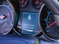 Gearshift Interlocks Bolster Seat Belt Use: IIHS