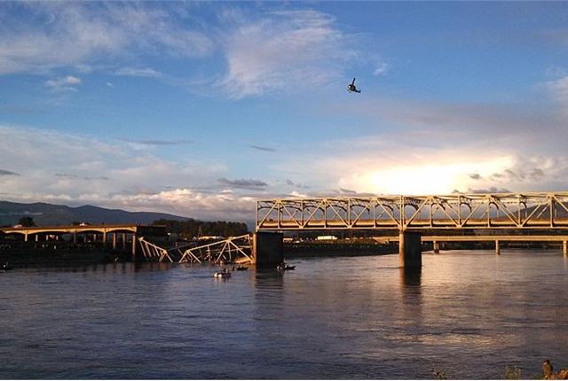 Washington State Patrol Faults Trucker for I-5 Bridge Collapse