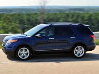 Ford Recalling Explorer Replacement Steering Gears