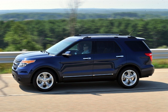 ford recalling explorer replacement steering gears news. Black Bedroom Furniture Sets. Home Design Ideas
