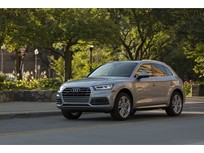 Audi Q5, Q7 Earn 5-Star Safety Ratings