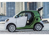 Next-Gen Smart Fortwo Electric Starts at $24,550