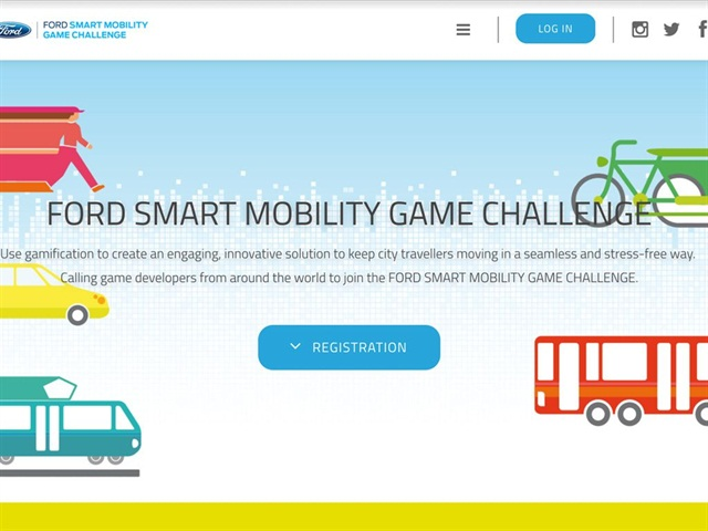 ford offers global mobility gamification challenge top news global fleet top news. Black Bedroom Furniture Sets. Home Design Ideas