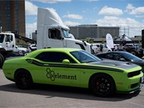 Element Fleet Hosts Canadian Ride and Drive