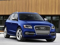 Audi SQ5 SUVs Recalled for Power Steering