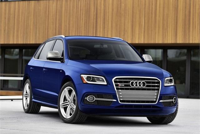 Photo courtesy of Audi.