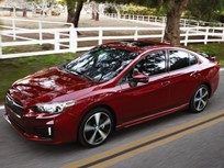 Subaru Accelerates Order Cutoff for 2017 Impreza