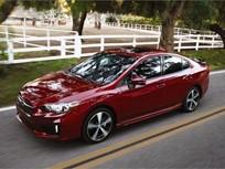 2017 Subaru Impreza Starts at $19,215
