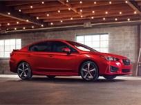 Subaru's Next-Gen Impreza Debuts in N.Y.