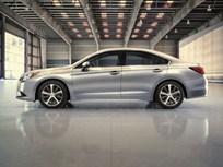 Subaru Introduces 2015 Legacy Sedan